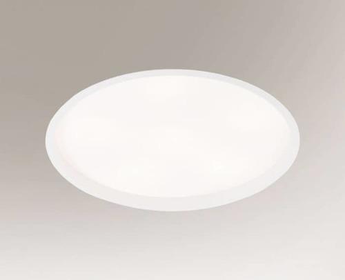 Downlight HOFU 3319 Shilo 2G11 6xTC-L 36W