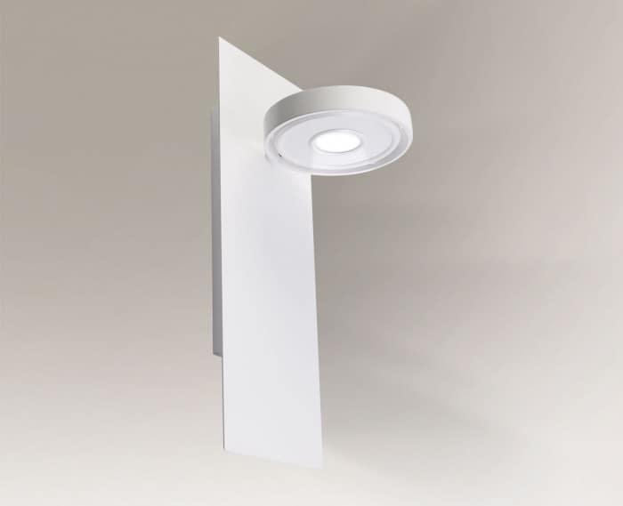 Wall lamp oval Shilo SUZU 4472