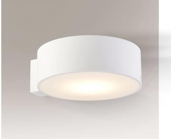Round wall lamp Shilo Zama 4447-Led