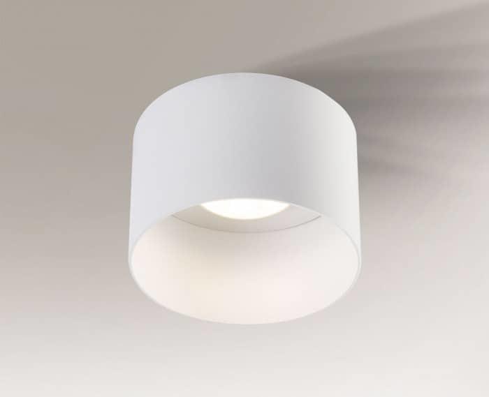 Surface mounted single round Shilo KONAN 1146