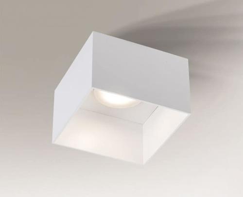 Surface mounted single square Shilo KONAN 1147