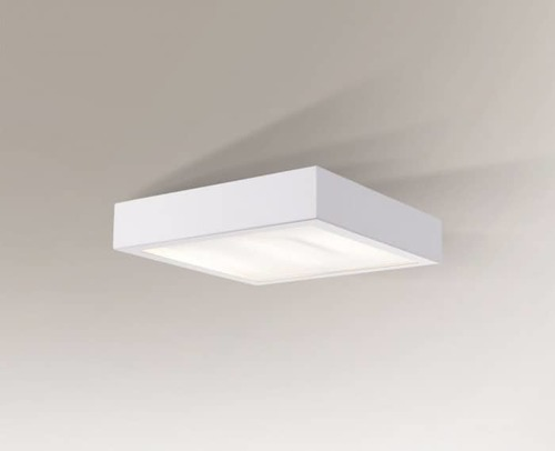 Surface mounted square ceiling Shilo NOMI 1150