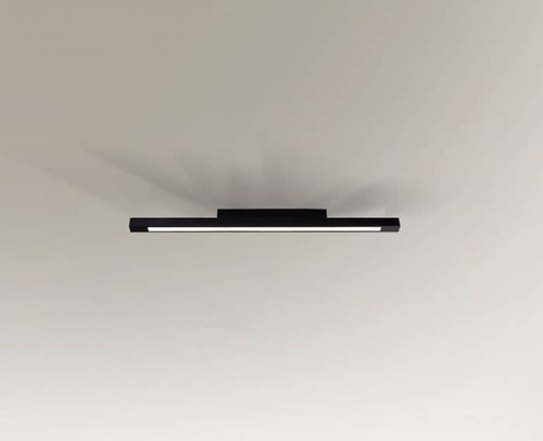 Longitudinal surface-mounted luminaire 90 cm Shilo OTARU 1200-LED