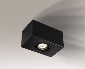 Surface mounted single rectangular Shilo SETO H 1214 small 0