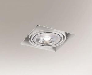 Recessed ceiling luminaire KOMORO 3308 GU10 50W small 0