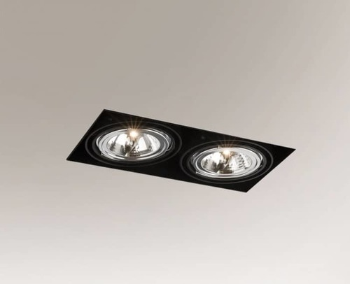 Downlight luminaire KOMORO 3309 Shilo GU10 50W