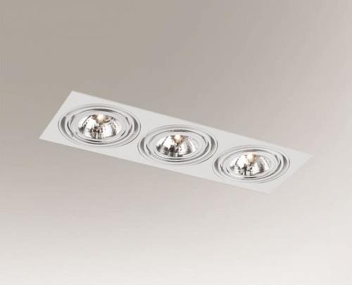 Recessed luminaire KOMORO H 3351 downlight 50W GU10