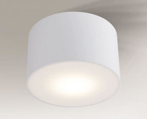 Surface mounted round Shilo Zama 1128 / LED