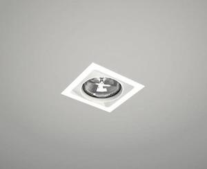 Recessed luminaire MUKO 3311 GU10 50W IP20 small 1
