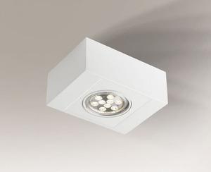 Single surface-mounted luminaire with adjustable Shilo UTO H 1218-GU10 small 0