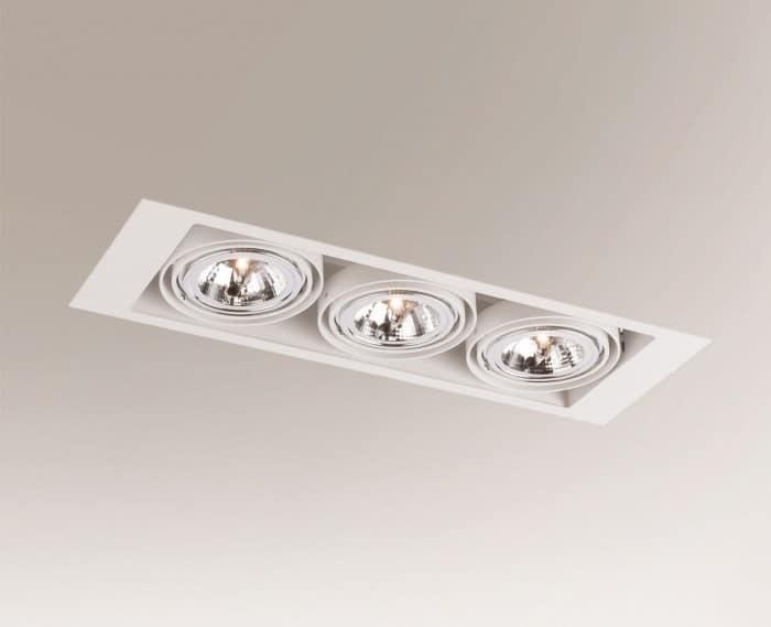 MUKO 3314 G53 50W downlight lighting