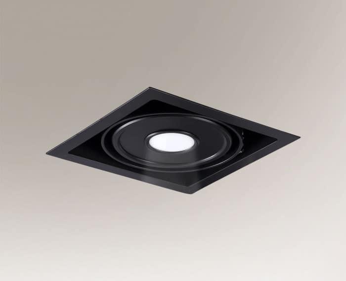 MUKO IL 3359 LED 10W 850lm square spotlight