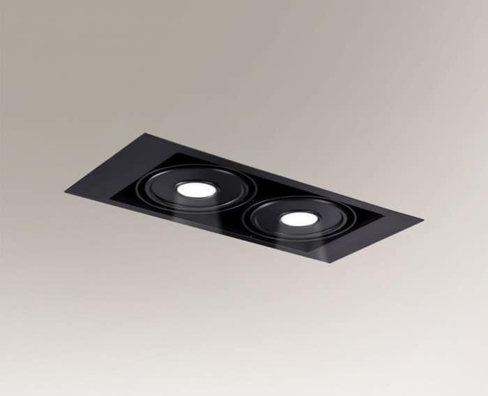 Double spotlight MUKO IL 3361 LED 10W 1700lm