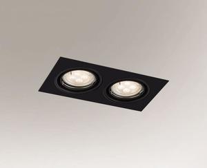 2-point lighting fitting OMURA H 3343 GU10 50W small 0
