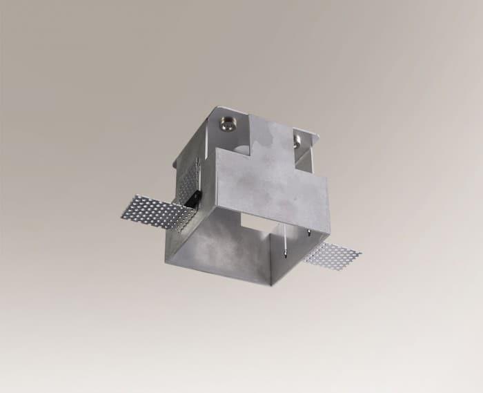 OMURA 3336 spot aluminum mounting box