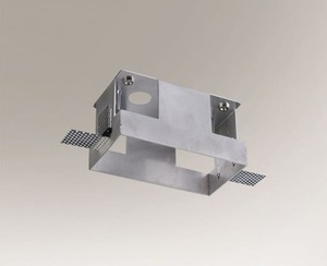 OMURA 3337 mounting box for aluminum two-point lamp small 0