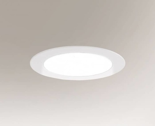 LED recessed lamp TOTTORI IL 3366 10W 850 lm round