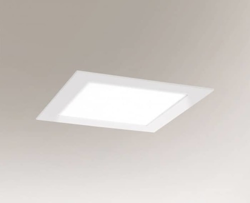 LED recessed lamp TOTTORI IL 3367 10W 850lm square