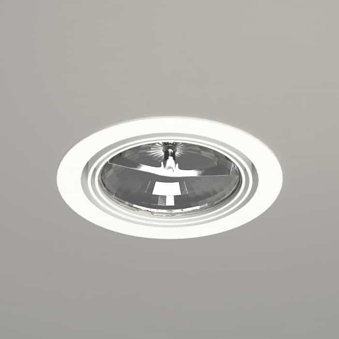 Downlight lighting WASABI 3316 GU10 50W