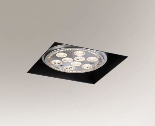 Recessed luminaire YATOMI 3330-B GU10 15W, without mounting box