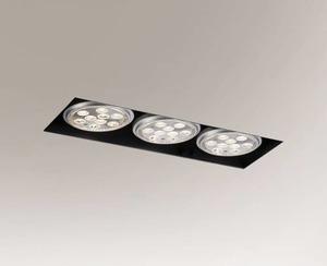 Recessed luminaire YATOMI 3332 GU10 15W small 0