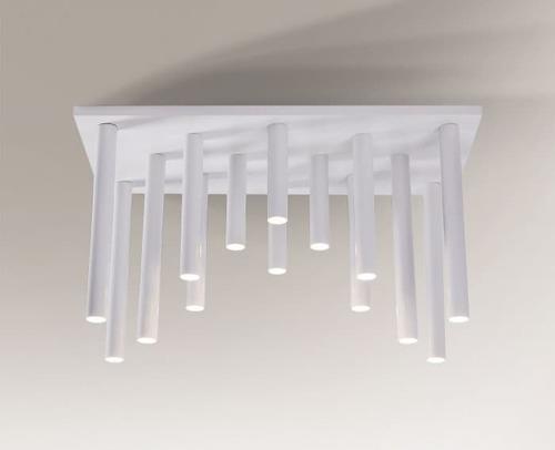 Ceiling lamp YABU 1168 14 x GU10 25W
