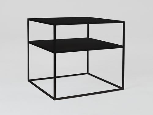 TENSIO 2 FLOOR METAL 50 coffee table