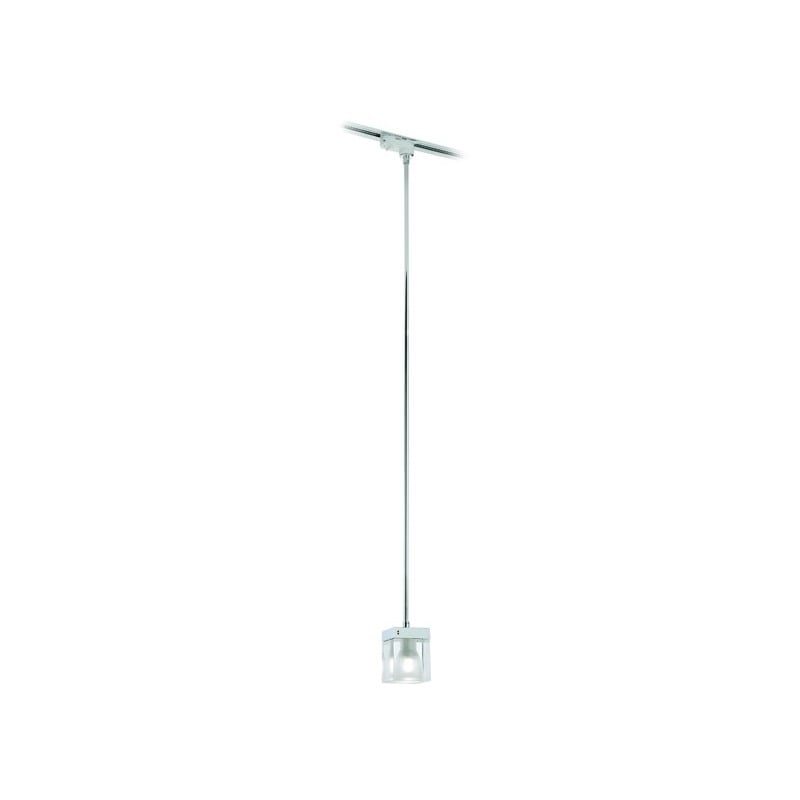 Hanging lamp Fabbian CUBETTO D28 / J01 / 00 for track