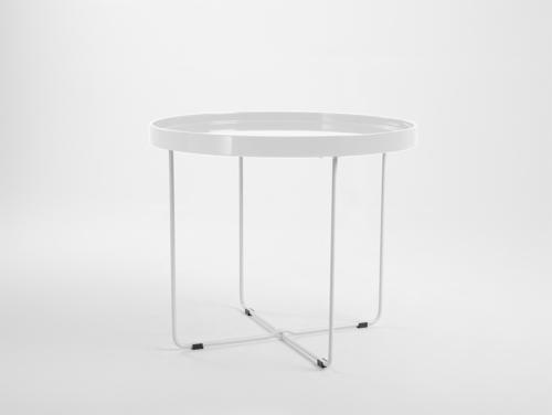 DAVID coffee table - white
