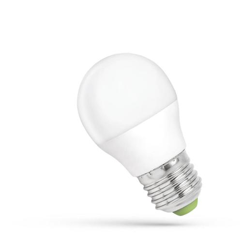Led Ball E-27 230v 6w Ww Dimmable Spectrum