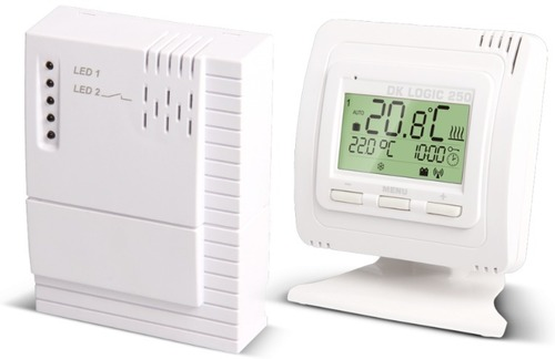 WIRELESS ROOM THERMOSTAT