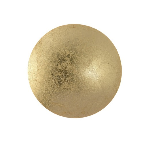 Platillo plafond small golden