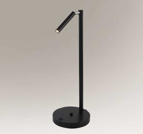 Modern, modernist SHILO KOSAME standing lamp 7874