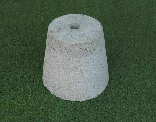 Foundation for a Mini garden lamp