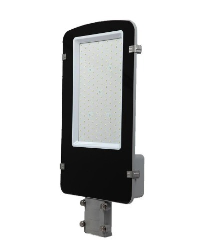 Street Lamp LED SAMSUNG CHIP A ++ 100W Gray 4000K 12000lm 5 Years Warranty