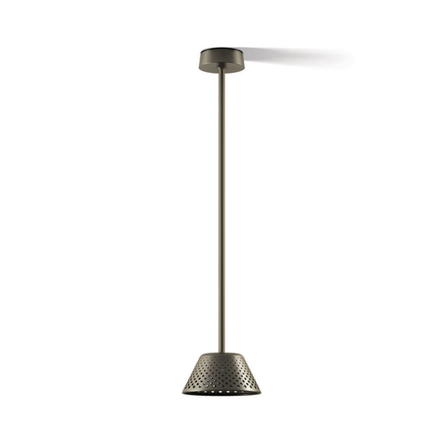 Platek Mesh downlight - outdoor lamp 88cm - 3000K