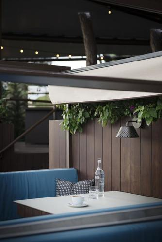 Platek MESH outdoor wall lamp - LED 4000K