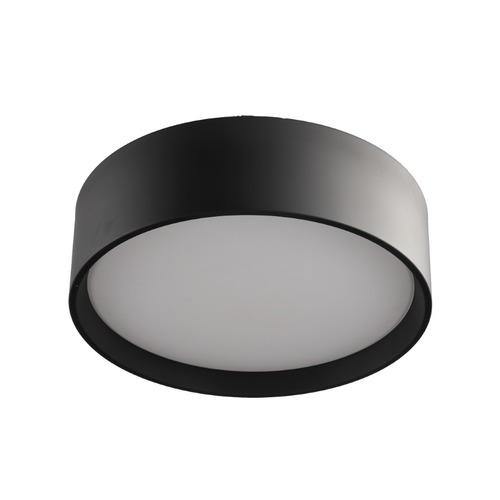 Hudson black ceiling lamp