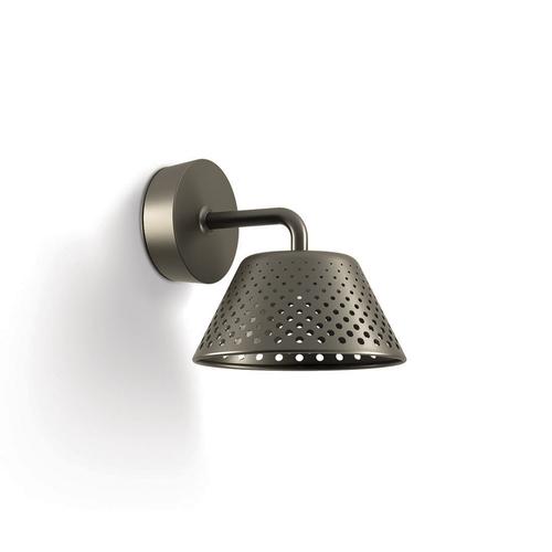 Platek MESH outdoor wall lamp - 4000K 87 °