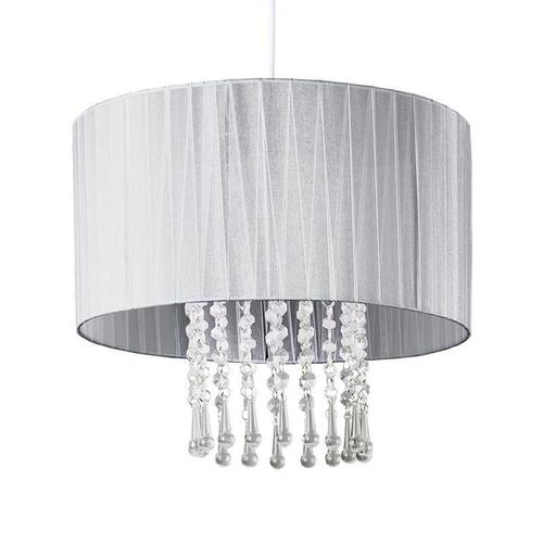 Classic Hanging Lamp Venice Gray