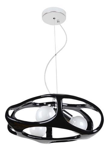 Modern Amano Black Pendant Lamp