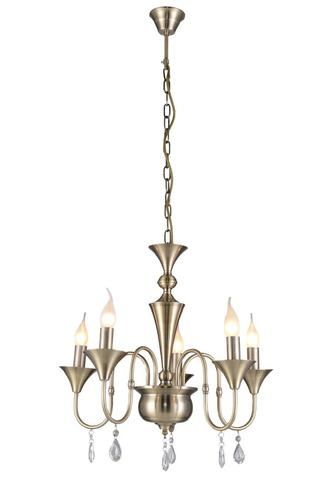 Classic Andy 5 chandelier