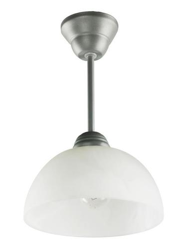 Classic Hanging Lamp Cubic Zirconia A Gray