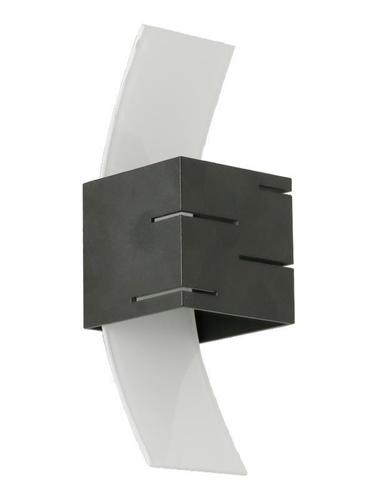Modern Wall lamp Vitrum A Black