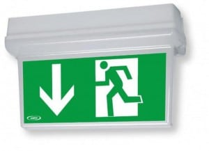 The HELIOS DS IP 65 emergency and emergency lighting luminaire small 0