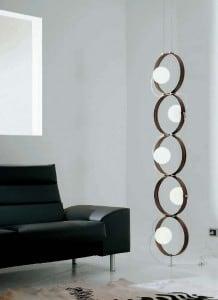 Hanging lamp Itre (Leucos) Giuko small 0