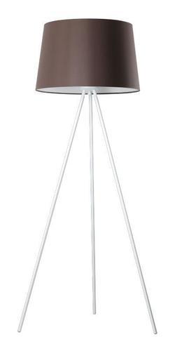 Designer standing lamp Lea Bronze