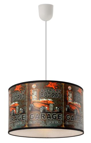 Lampo Children's Garage Hanging Lamp