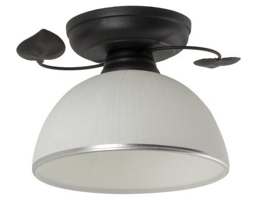Classic Tanzania A Black Ceiling Lamp
