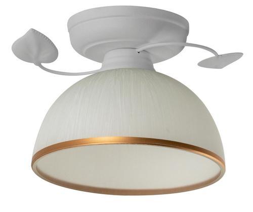 Retro Ceiling Lamp Tanzania B White
